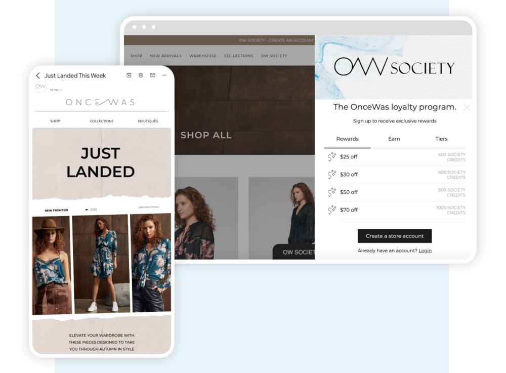 Customization that strengthens your brand