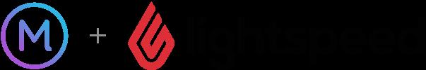 Marsello logo + Lightspeed Kounta POS Logo